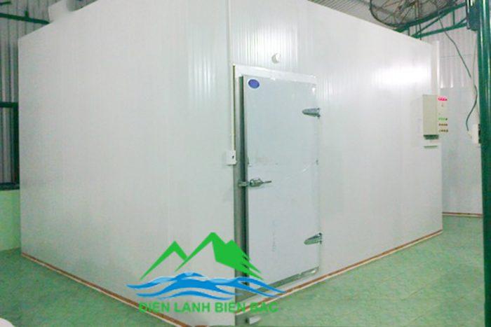 Kho lạnh công nghiệp bảo quản thực phẩm