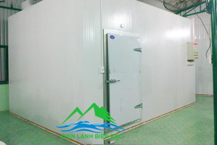 lắp đặt kho lạnh bảo quản nấm, thi công kho lạnh bảo quản nấm, kho lạnh giá rẻ
