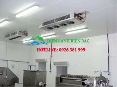 thiết kế kho lạnh bảo quản giá rẻ, thi công kho lạnh bảo quản