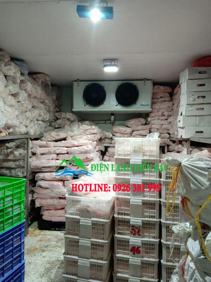 lắp đặt kho lạnh bảo quản giò, thi công kho lạnh bảo quản giò chả, kho lạnh bảo quản giá rẻ