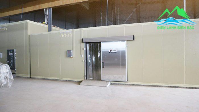 Hệ thống kho lạnh công nghiệp, lắp đặt kho lạnh công nghiệp, kho lạnh bảo quản công nghiệp