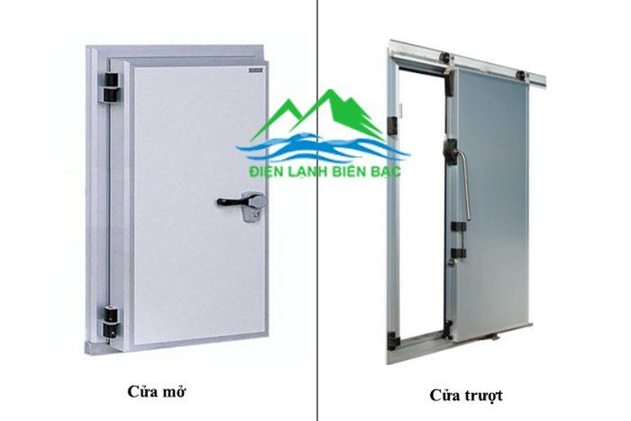 quy trình lắp đặt kho lạnh bảo quản, lắp cửa kho lạnh bảo quản, thi công kho lạnh bảo quản, làm kho lạnh giá rẻ