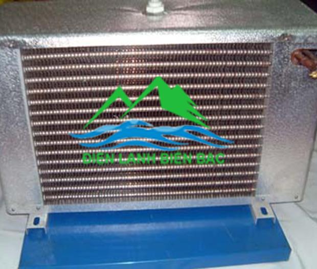 Bộ máy thiết bị bay hơi kho lạnh công nghiệp
