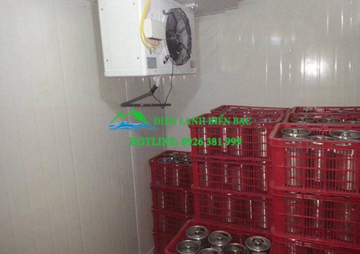 Biển bạc chuyên thi công lắp đặt kho lạnh bảo quản số 1 Việt nam