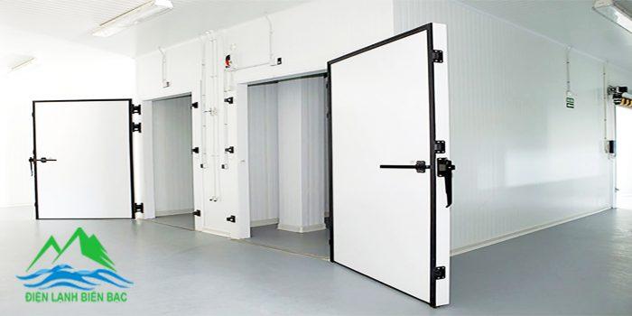 Thiết bị cửa trượt trong kho lạnh, Hệ thống kho lạnh công nghiệp, lắp đặt kho lạnh công nghiệp, kho lạnh bảo quản công nghiệp