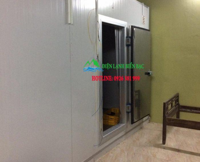Cung cấp sản phẩm thiết bị kho lạnh, lắp đặt kho lạnh bảo quản thực phẩm, nông sản tươi